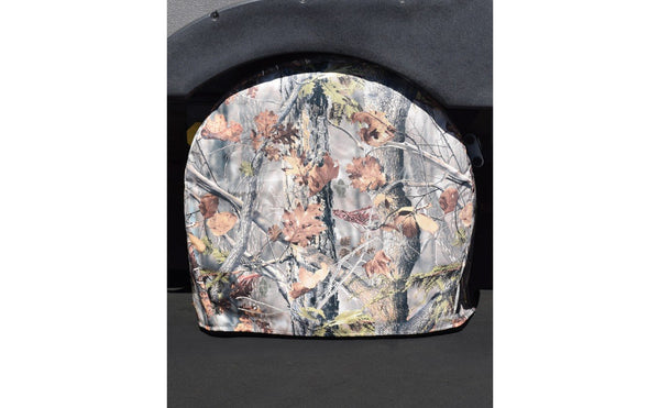 "ADCO Game Creek ""Oaks"" Camo Tyre Gards - Single Tire Cover"