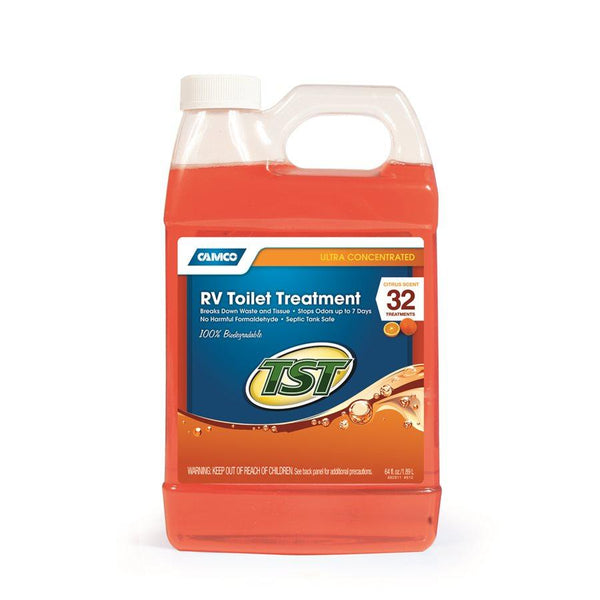 Camco TST Orange Holding Tank Treatment - 64 oz