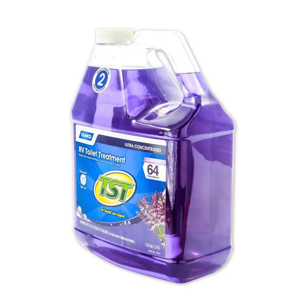 Camco TST Lavender Holding Tank Treatment - 1 Gallon