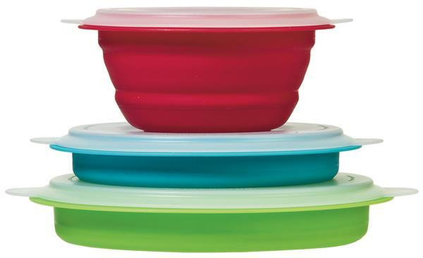 Progressive Collapsible Prep Bowl Set