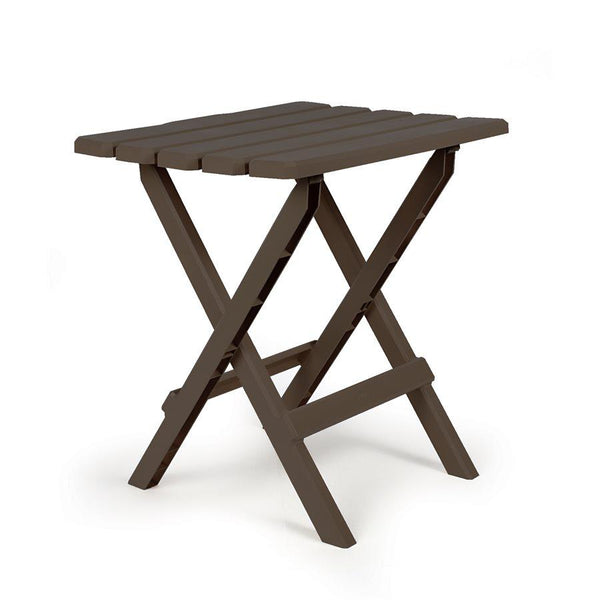 Camco Large Adirondack Table (Mocha)