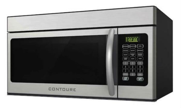 Contoure 1.6 Cu. Ft. Stainless Steel Over-the-Range Convection Microwave Oven