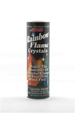 Rainbow Flame Crystals Campfire Colorant