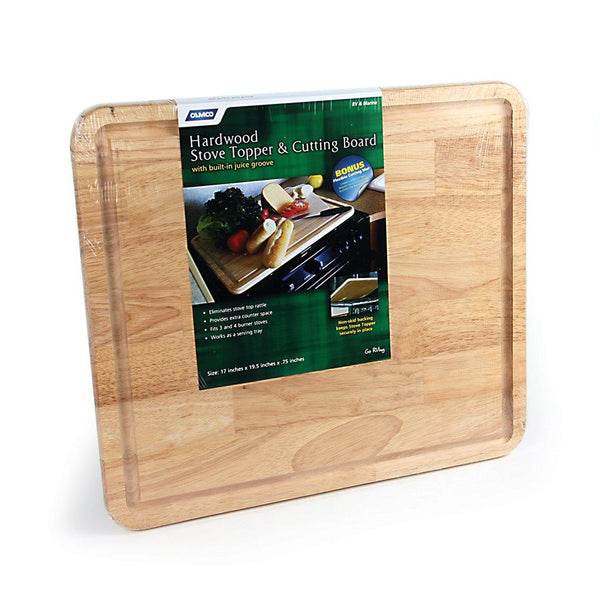Camco Stove Topper & Cutting Board