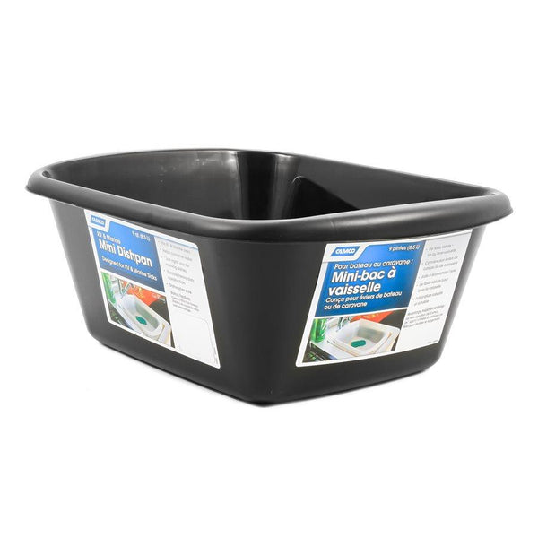 Camco Black Mini Dish Pan