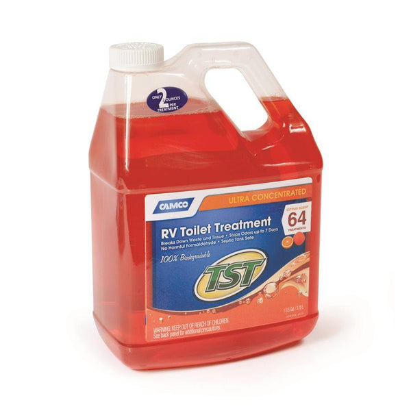 Camco TST Orange Holding Tank Treatment - 1 Gallon