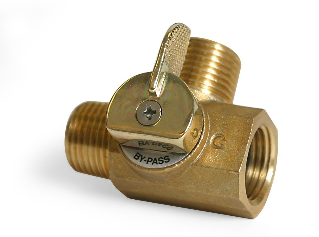 Camco 3-Way By-Pass Valve Replacement