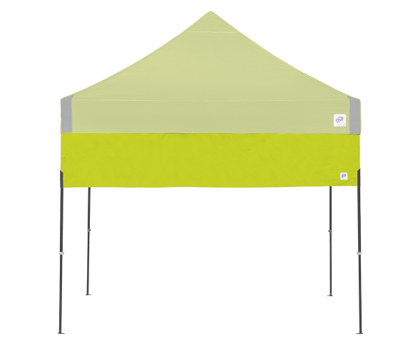 E-Z Up Tent Half Wall