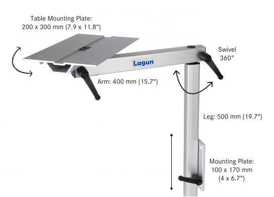 Lagun Rv Table Mount Teardropshop Com