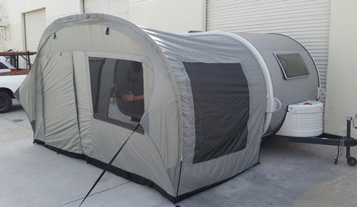 T@DA Trailer Side Tent by PahaQue