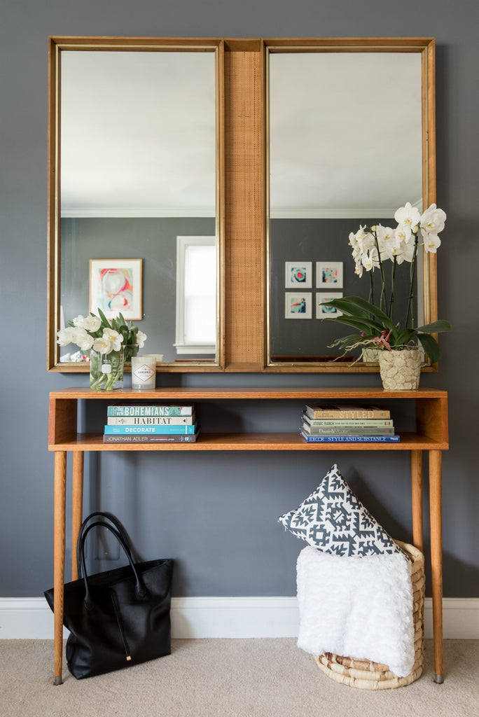 Picture of: Customize Your Space Build A Midcentury Modern Console Table Janery