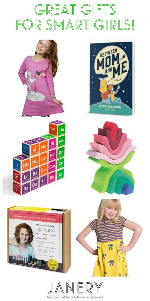 Smart STEM Gifts for Girls Made in the USA