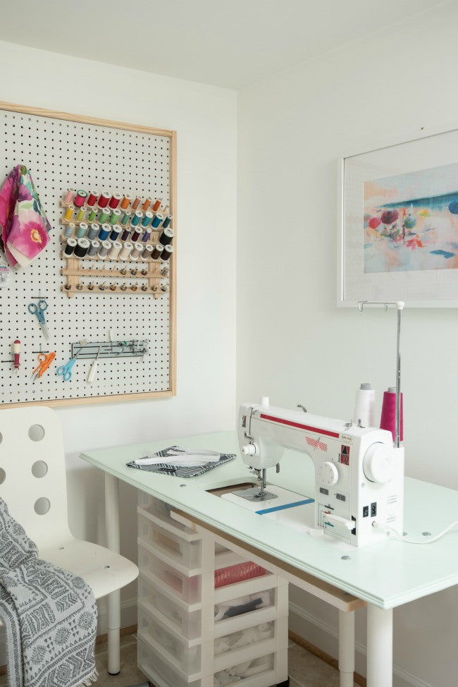 Janery Sewing Studio Babylock Sewing Table