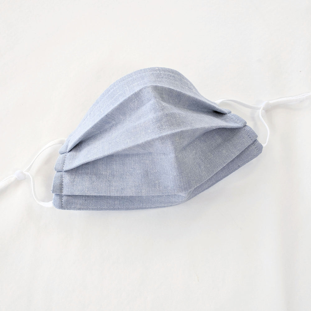 Chambray Oxford | Face Mask