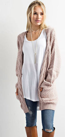 The Kennedi Cardigan