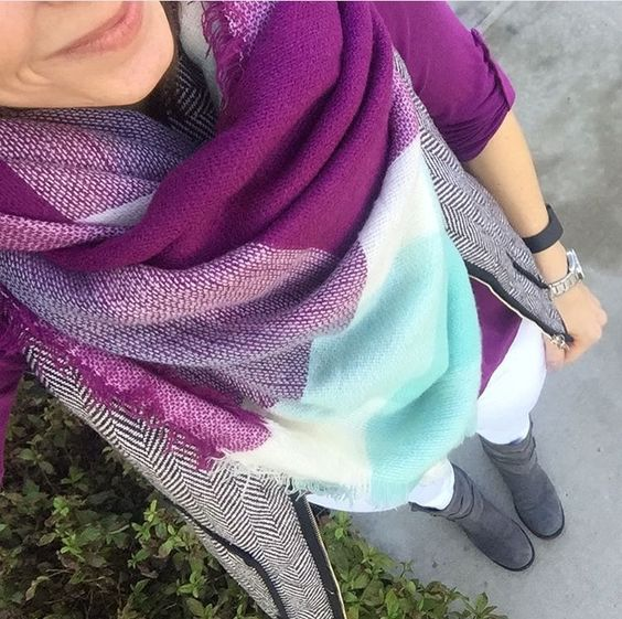 The Meg Scarf