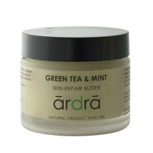 Load image into Gallery viewer, Green Tea and Mint Skin Repair Butter