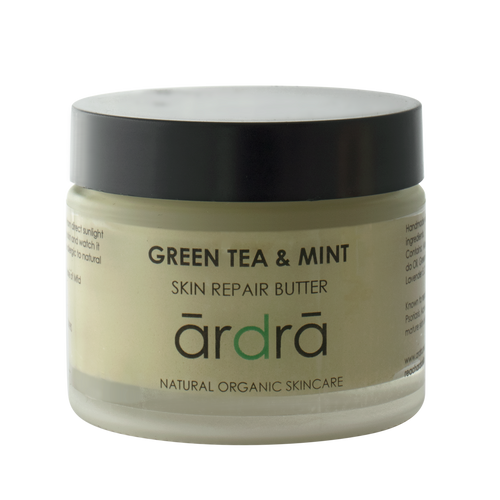 Green Tea and Mint Skin Repair Butter