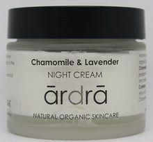 Load image into Gallery viewer, Chamomile & Lavender Night Cream
