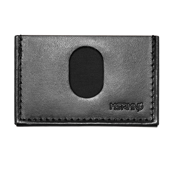 Black Slimplistic Wallet