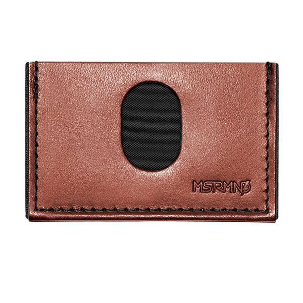 Brown Slimplistic Wallet