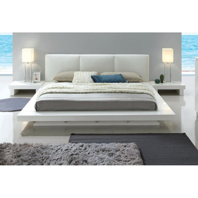 Alayah Upholstered Platform Bed