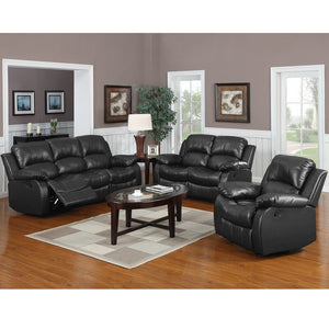 Bryce Reclining 3 Piece Reclining Living Room Set
