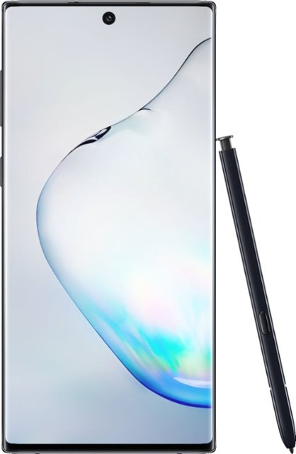 Samsung - Galaxy Note10 with 256GB Memory Cell Phone (Unlocked)