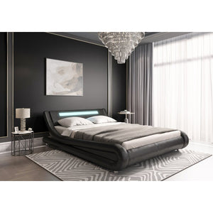 Karratha Upholstered Platform Bed