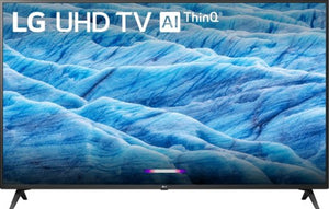 "LG - 65"" Class - LED - UM7300PUA Series - 2160p - Smart - 4K UHD TV with HDR"