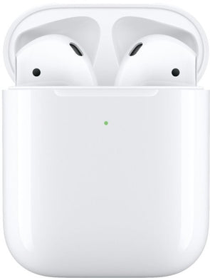 AirPods with Wireless Charging Case (Latest Model).