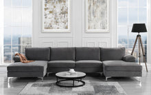 Load image into Gallery viewer, MODERN OVERSIZED SECTIONAL SOFA