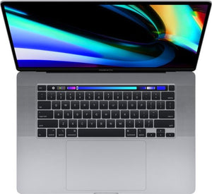 "Apple - MacBook Pro - 16"" Display with Touch Bar - Intel Core i7 - 16GB Memory - AMD Radeon Pro 5300M - 512GB SSD (Latest Model)"