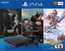 Load image into Gallery viewer, Sony PlayStation 4 Bundle