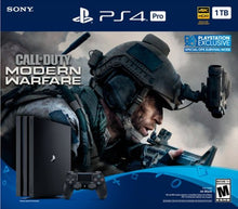 Load image into Gallery viewer, PlayStation 4 Pro 1TB Bundle