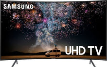 "Load image into Gallery viewer, Samsung - 55"" Class - LED - Curved - 7 Series - 2160p - Smart - 4K UHD TV with HDR"