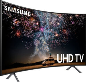 "Samsung - 55"" Class - LED - Curved - 7 Series - 2160p - Smart - 4K UHD TV with HDR"