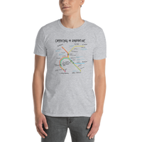 'Commuting in Quarantine' T-shirt