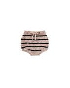 Striped Chenille Bloomer - Oat