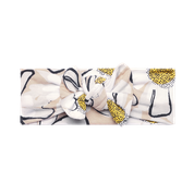 Maxine Infant Swaddle and Headwrap
