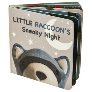 Leika Little Raccoon Book