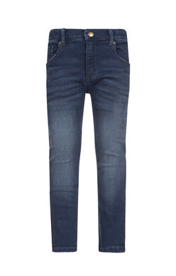Slim Leg Denim - Medium Wash