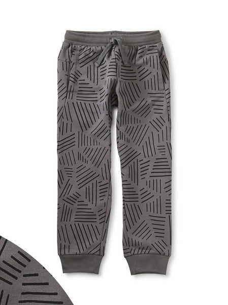 Etchings French Terry Joggers - Gray