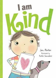 I Am Kind - Board Book