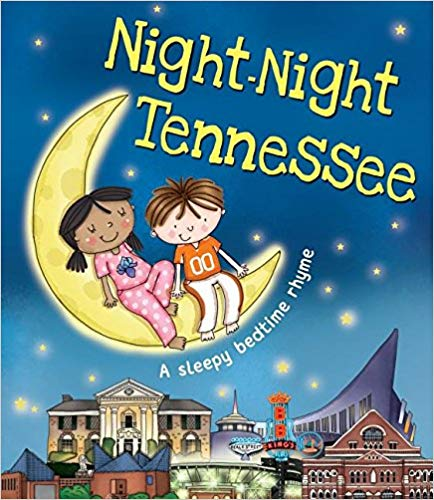 Night Night Tennessee - Board Book