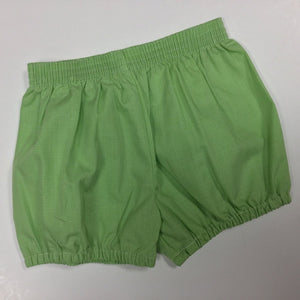 Bryce - Green Microcheck Bloomer