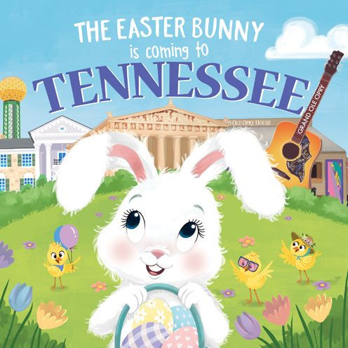 The Easter Bunny Is Coming To Tennessee