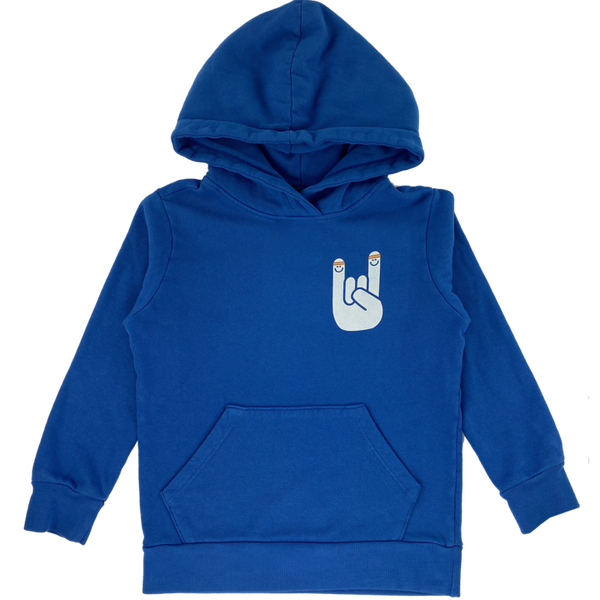 Be Excellent Hoodie - Royal Blue