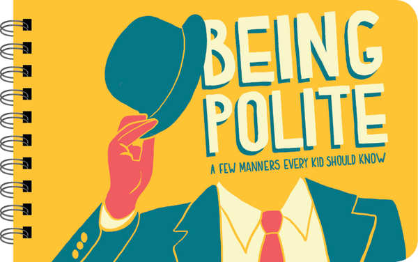 Being Polite-Binder Book