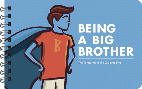 Being A Big Brother - Binder Book